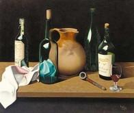 Jug and Bottles, 1962