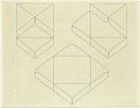 Box with Four Rounded Corners, 1968