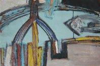 Blue Grey, c1955