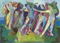 Dance of Peace, c1945