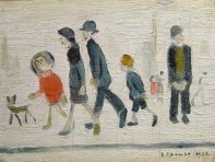 Laurence Stephen Lowry, 1953