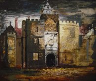 The Gatehouse, Knole, 1942