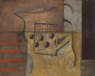 Still Life with Jug and Profile, 1932