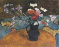 Jug of Flowers, 1939