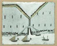 The Dock Gates, c1930s