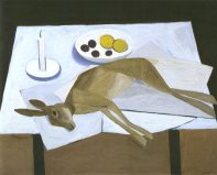 Hare and Candle, c1951