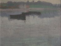 Evening Concarneau, c1909