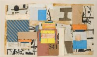 Untitled Collage, 1957