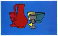 Coloured Still Life, 1967