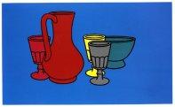 Coloured Still Life, 1967