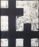 Untitled Charcoal Painting (ENWCP 1), c1993