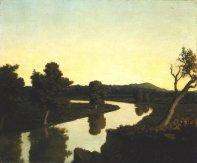 Evening Landscape, 1936