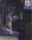 Nude Before a Mirror, 1906