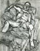 Man Posing, 1985