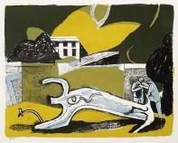 The Walled Garden, 1951