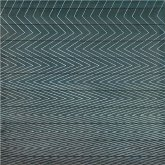 Parallel Black Lines, Moire Painting (ENM 1), 1967