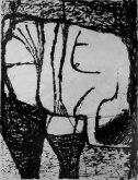 Seated Figure, 1956