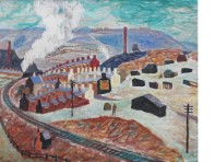 Dowlais, Merthyr Tydfil, 1950