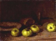 Still Life with Apples, 1944