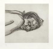 Man Resting (State II), 1988