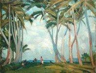 Jamaican Landscape, 1937