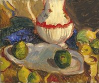 Still Life at Tickerage, 1942