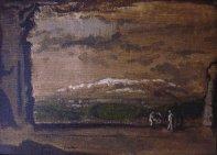 Study for The Deserted Garden, c1909