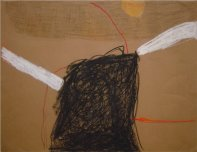 Untitled (Black and White), c1960