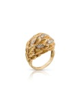 18k Gold and Diamond ring, c. 1972