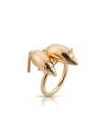 Louiz Elizabeth Mice Ring, 2017