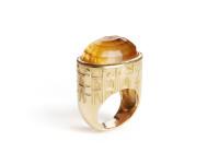 Citrine Dress Ring