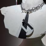 Néoptolème Pendant and Chain, 2014
