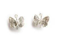 Petit Papillon Earrings, 2016