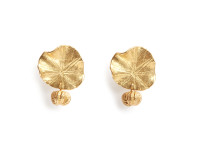 Capucine Earrings (with clips)