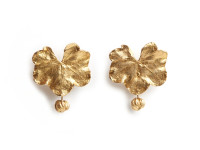 Capucine Earrings , c. 1970 - 1980