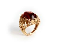 Amber Ring, c. 1970