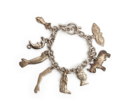 Collage, Bracelet, 2010