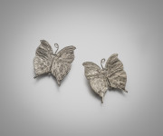 Grand Papillon Earrings, c. 1970 - 1980