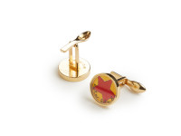 Peter Blake, Red Star, Cufflinks, 2008