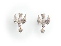 Saint Esprit Earrings