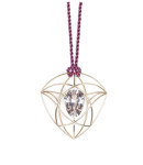 Reverse Orchid Valence Plus pink necklace