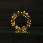Pol Bury - 'Boules des deux côtés d'un cylindre' Bracelet, 1968