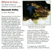 Diarmuid Kelley in The Week
