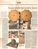 Robert Rauschenberg - Financial Times Review