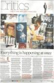 Robert Rauschenberg - Observer Review