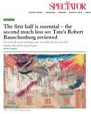 Robert Rauschenberg - Spectator