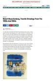 Robert Rauschenberg - Huffington Post