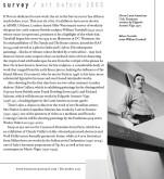 William Turnbull at Art Basel Miami