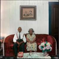 Mr. and Mrs. Albert Thornton, Mobile, Alabama, (37.003)