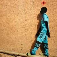 L'enfant Bleu, Ouaga-Paris